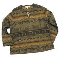 Cabela's 100% Cotton Pullover Shirt  Size-XXL