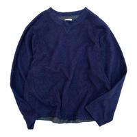 BASIC EDITIONS FLEECE CREW NECK size L