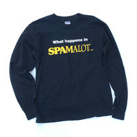SPAMALOT....  L/s T-Shirt SIZE-M