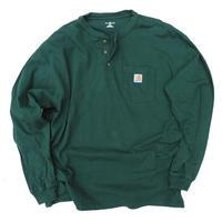 carhatt  Henry Neck  L/s T-shirt SIZE-XL