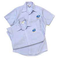 NEW USPS S/S UNIFORM SHIRT MADE IN USA size M程