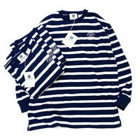 NEW OZONE AWARE STRIPED L/S T-SHIRT size L