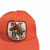 "DO IT IN THE DIRT Cap ""Dead Stock"""