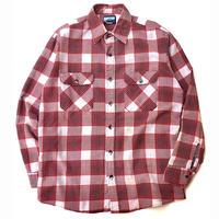 Fieldmaster Print Nel Shirt Made in usa size L