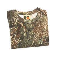 RUSSELL OUTDOORS Pocket Tee Size-L