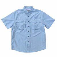 L.L.Bean Fishing S/s Shirt Size-L-R