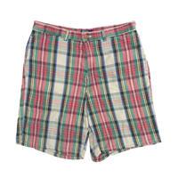 Polo Ralph Lauren Short Size-w35 TALON Zip MADE IN USA