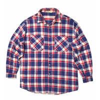 """BIG MAC"" Heavy Flannel Shirt Size-XXL程 80s~90s頃"