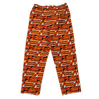 AFRICAN PATTERN PANTS size 34inch〜