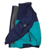 WOOLRICH 2Ton Fleece Liner GORE-TEX Jkt Size-S MADE IN USA 90s~