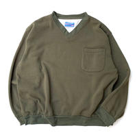 Vneck Sweater size L~XL程
