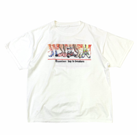 Bay To Breakers T-shirt size  M〜L程