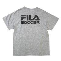 FILA SOCCER T-SHIRT MADE IN USA🇺🇸 size M〜L程