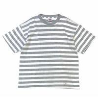 Jacquard Striped T-shirt size XL