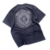 NICE GRAPHIC IBEW  T-shirt MADE IN USA