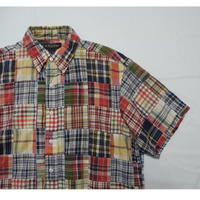 Brooks Brothers patch work shirt L
