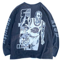 SPACE JAM L/S T-SHIRT MADE IN USA size XL