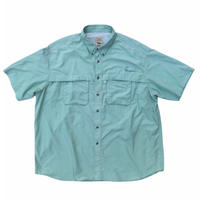 L.L.Bean Fishing S/s Shirt Size-XXL