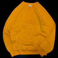 80's FRUIT OF THE LOOM  SOLID SWEATER size M