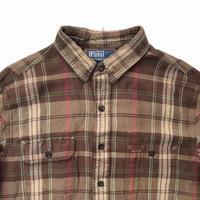 Polo Ralph Lauren Linen&Silk Shirt Size-L