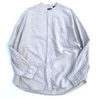 GAP NOCOLLAR LINEN SHIRT  size XL