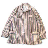 Stripe Sleeping Shirt size L〜XL