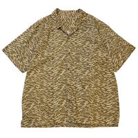 Wave Pattern Shirt size XL程