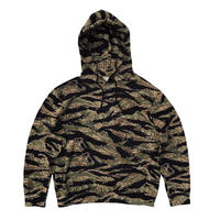 H&M Tiger Camo Hoodie Size-XL Condition-mint