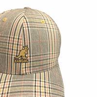 KANGOL Plaid Cap Size S-M FLEXFIT