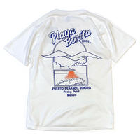 WOMEN SIZE PLAYA BONITA HOTEL T-SHIRT MADE IN USA size S程