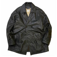 ARMANI COLLEZIONI LEATHER JACKET MADE IN I TALY 🇮🇹  size XL程