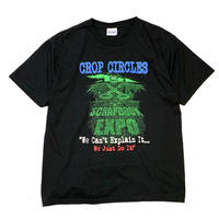 CROP CIRCLES T-SHIRT size M