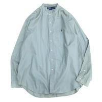 Polo Ralph Lauren Band Collar Shirt size XL