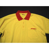 DHL EXPRESS STAFF  S/s POLO SHIRT SIZE-XXL
