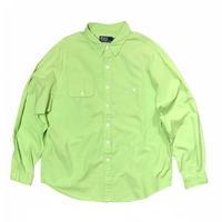 Polo Ralph Lauren Green Shirt Size-XXL