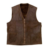 🐏Shearling Vest size M〜L程