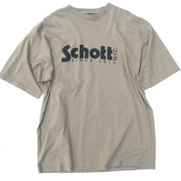 Schott T-shirt SIZE-XL  MADE IN USA