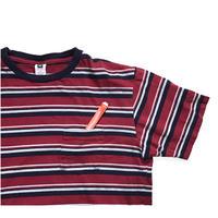 GAP Striped Pocket Tee Size-S