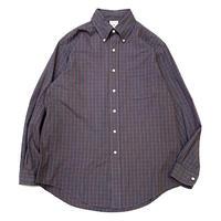 Brooks Brothers Check B.D Shirt size M
