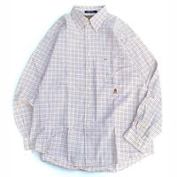 TOMMY HILFIGER CHECK SHIRT size XL