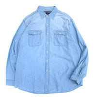 POLO SPORT CHAMBRAY SHIRT size L