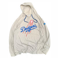 Los Angeles Dodgers Hoodie Cutsew size XL