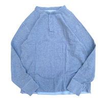 L.L.Bean L/S HENLY NECK T-SHIRT size L
