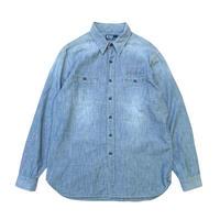 ⚓️Polo Ralph Lauren L/S Chambray Shirt size XL