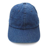 Denim 6panel Cap