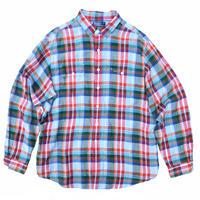 Polo Ralph Lauren LINEN×SILK Shirt Size-XXL