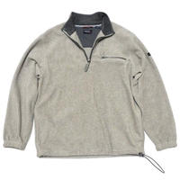 I ZOD  Half Zip FLEECE M