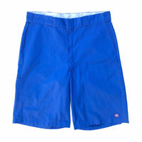 """Dickies """"Blue"""" Shorts Size-w36"""