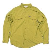 """Columbia """"TITANIUM"""" Fishing shirt XL OMNI-DRY"""