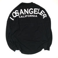 LOSANGELES LONG SLEEVE T-SHIRT MADE IN USA  size S